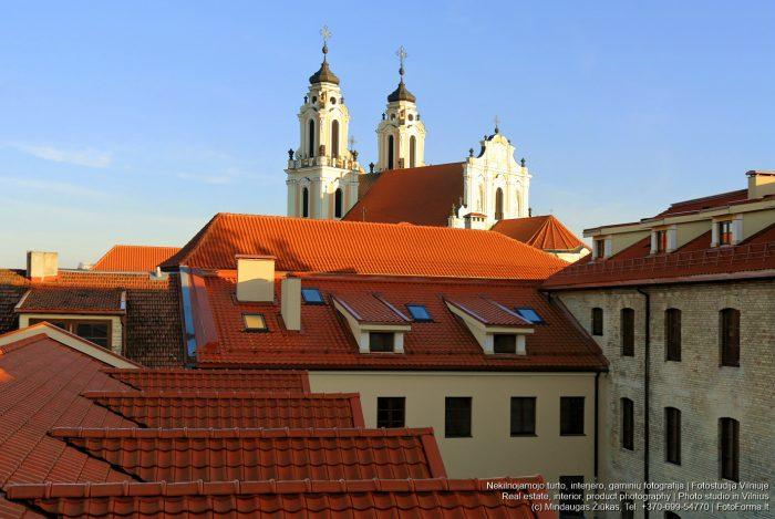 Grafų rezidencija, Trakų g., Vilnius. NT fotosesija. Fotoforma.lt