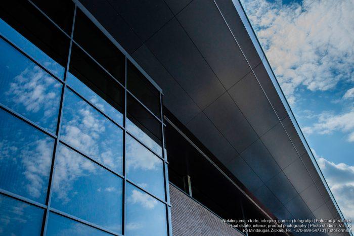Statybos, nekilnojamojo turto, pastatų fotografavimas. Fotoforma.lt